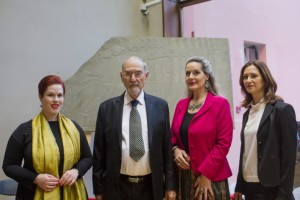 Barbara Vujanovic, Mate i Rumjana Mestrovic, Sandra Grcic Budimir
