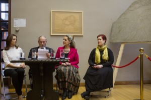 Sandra Grcic Budimir, Mate i Rumjana Mestrovic, Barbara Vujanovic