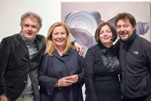 Vanja Babic, Elvira Kranjcar, Dragana Carlin i Vanja Solin