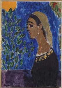 Nikola Reiser, Vesna I, 1956., privatno vlasništvo