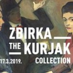 Zbirka Kurjak u Paviljonu - obavijest o besplatnom stručnom vođenju po izložbi