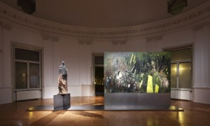 Postav izložbe Ivo Šebalj, Slikarski memento u Modernoj galeriji (2)