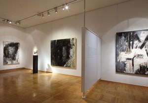 Postav izložbe Ivo Šebalj, Slikarski memento u Modernoj galeriji