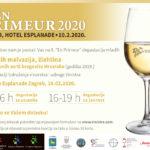 EN PRIMEUR Hotel Esplanade, 10. veljače 2020.